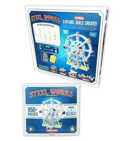 Schylling Toys Ferris Wheel - Steel Works
