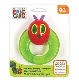 Kids Preferred Eric Carle Caterpillar Gel Teether