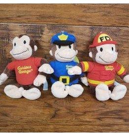 Kids Preferred Curious George - Mini Jinglers Assorted
