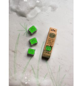 Glo Pals Glo Pals - Light Up Cubes - Pippa (Green)