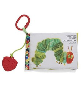 Kids Preferred The Very Hungry Catepillar Soft Book w/ Strawberry Teether