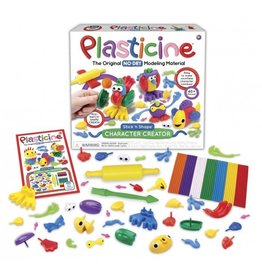 Kahootz Plasticine Character Creations - Large Box Set