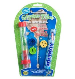 Be Amazing Toys Geyser Tube with Caps Blister Card