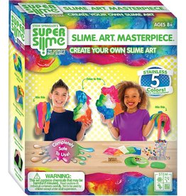 Be Amazing Toys Super Slime Masterpiece