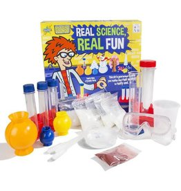 Be Amazing Toys Real Science-Real Fun