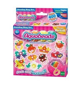 Aquabeads Aquabeads Dazzling Ring Set - Theme Refill