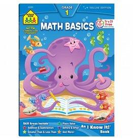 School Zone Math Basics - Grade 1