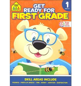 School Zone Get Ready For First Grade