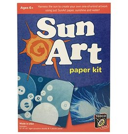 "Tedco Toys SunArt Paper Kit 5"" X 7"