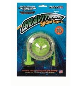 Tedco Toys Gravitron Space Gyro (peggable card)
