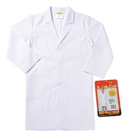 Aeromax Jr. Lab Coat, 3/4 Length, size 6/8