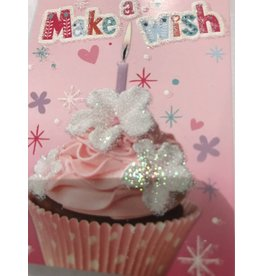 Paper House Production Make a wish birthday card