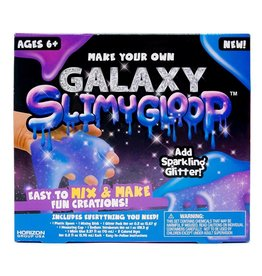 Horizon USA Make Your Own Galaxy Slimy Goop