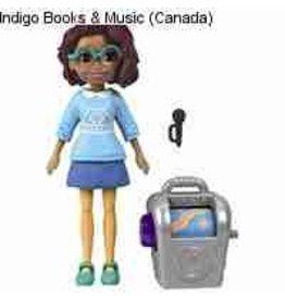 Mattel Polly Pocket Karaoke Queen Shani