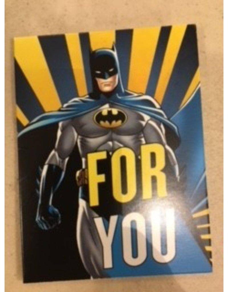 Paper House Production Batman Gift Enclosure