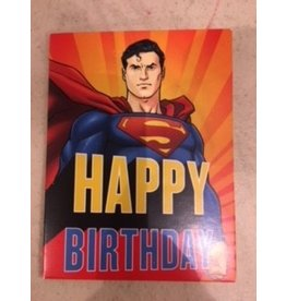 Paper House Production Superman Gift Enclosure