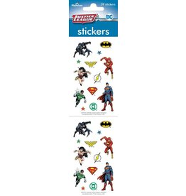 Paper House Production Justice League Stickers