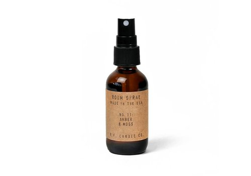 P.F. Candle Co. No. 11 Amber & Moss 2 oz Room Spray