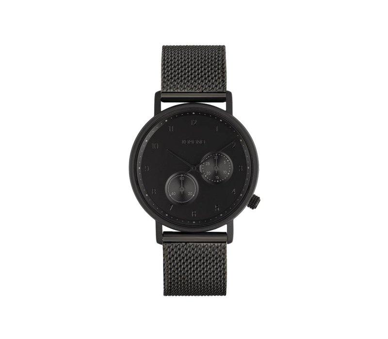 Komono - Walther Black Mesh