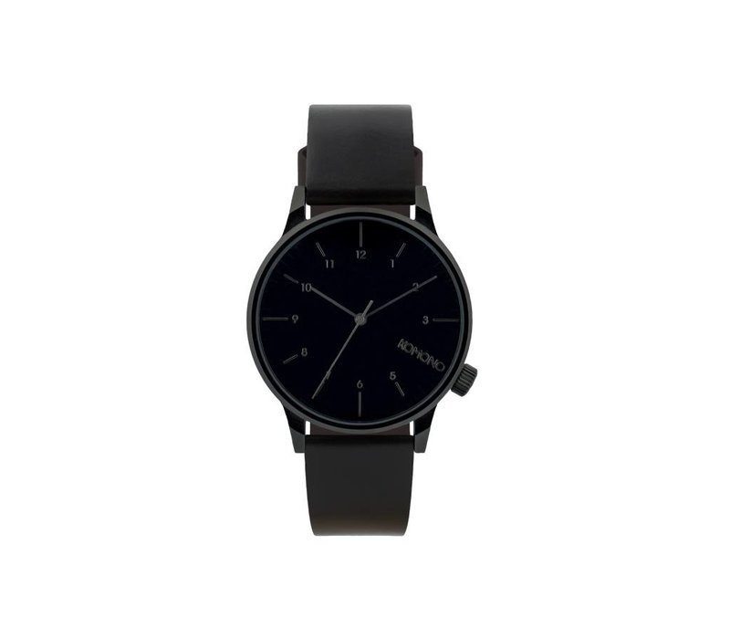 Komono - Winston Regal All Black
