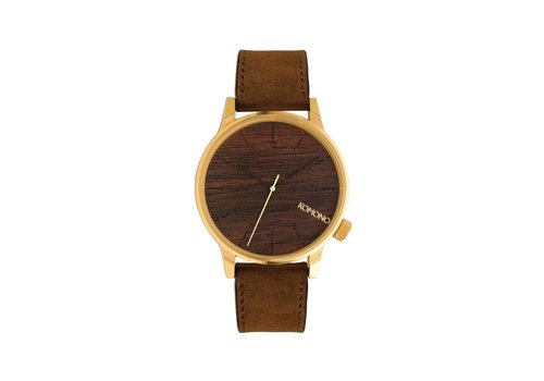 Komono Winston Gold Wood
