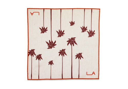 LA Original The La Brea Pocket Square