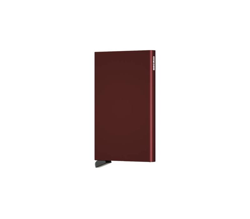 Secrid - Cardprotector - Bordeaux