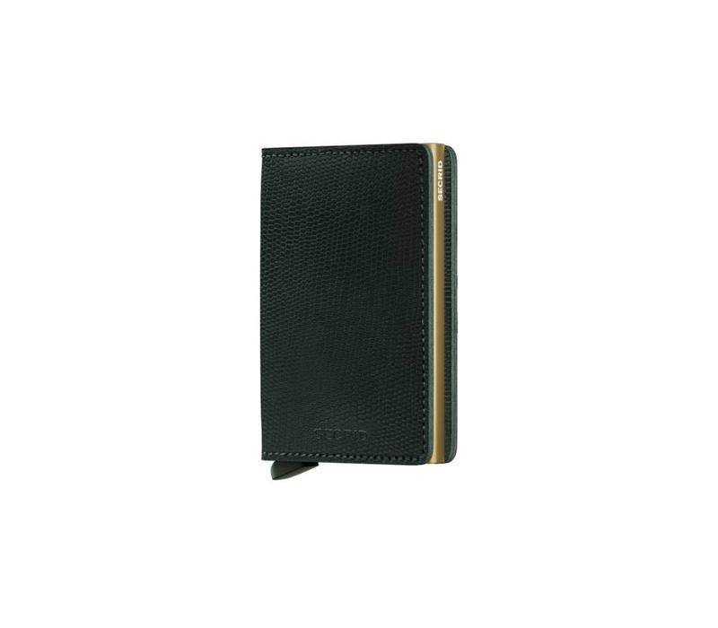 Secrid- Slimwallet - Rango Green Gold