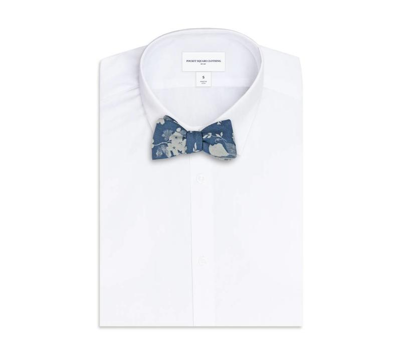 The Florian Floral Bow Tie