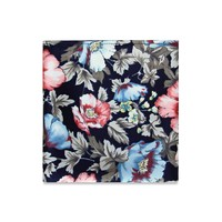 The Madison Floral Pocket Square