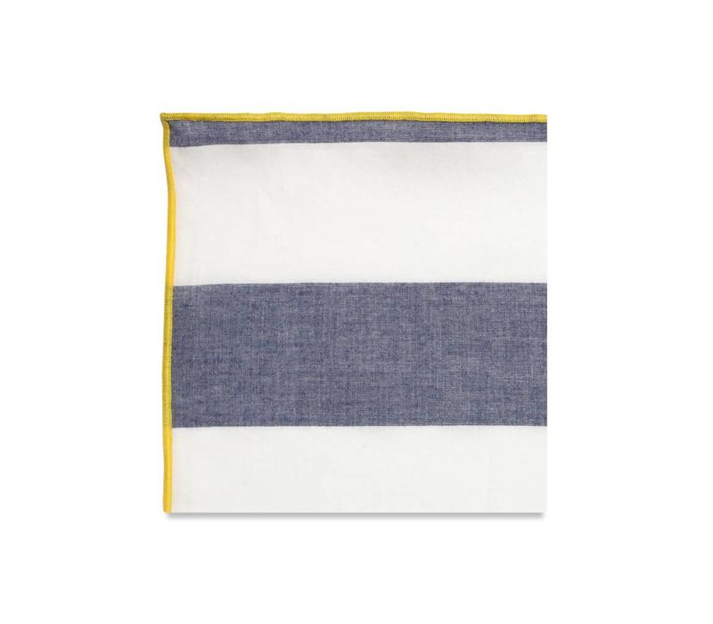 The Mariner Pocket Square