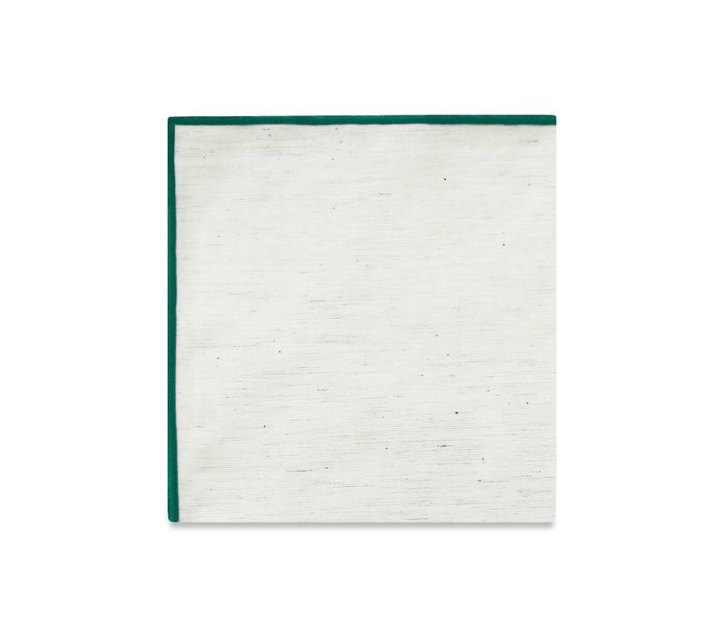 The Merrow (Green) Pocket Square