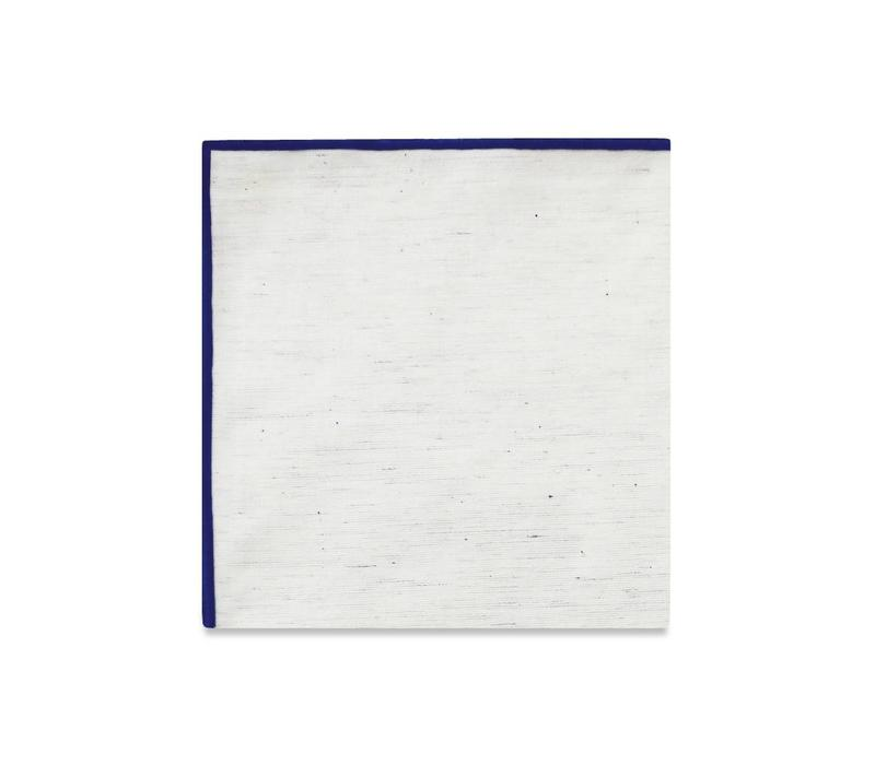 The Merrow (Navy) Pocket Square