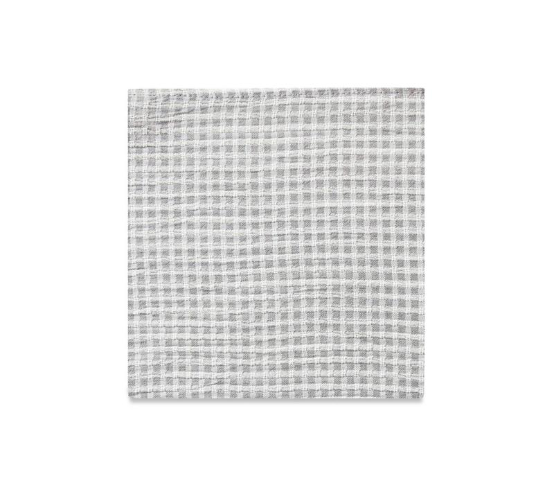 The Southern Gent Gingham Pocket Square
