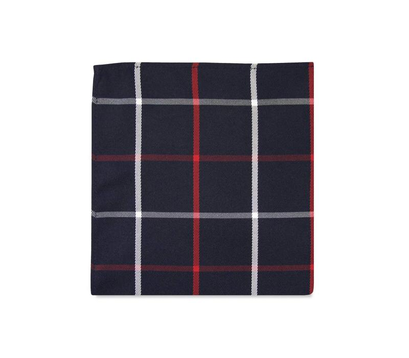 The Trent Pocket Square