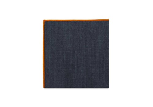 Pocket Square Clothing The York (Orange) Pocket Square