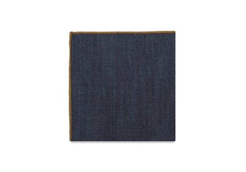 Pocket Square Clothing The York (Tan) Pocket Square