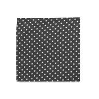 The Arden Polka Dot Cotton Pocket Square