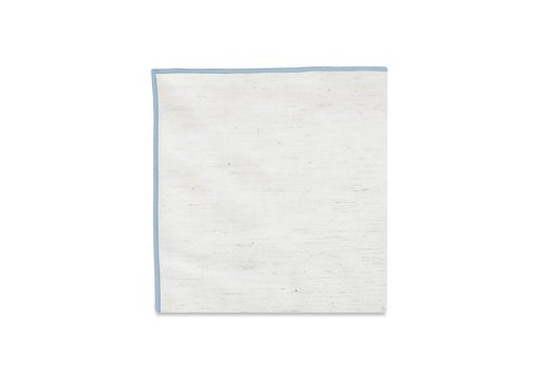 Pocket Square Clothing The Merrow (Light Blue) Pocket Square