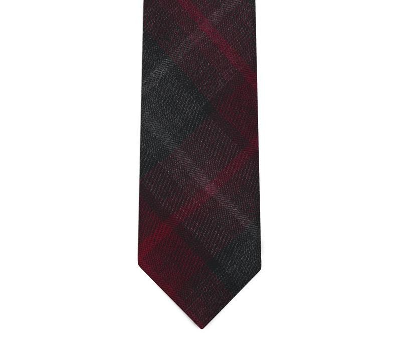 The Adams Wool Tie
