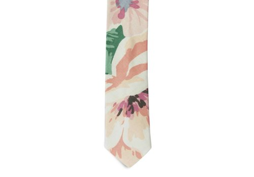 Pocket Square Clothing The Bautista Floral Tie