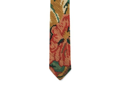 Pocket Square Clothing The Calderon Floral Tie