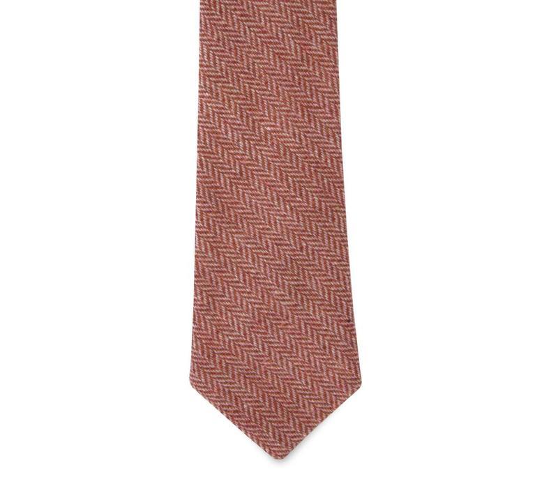 The Cruz Wool Tie