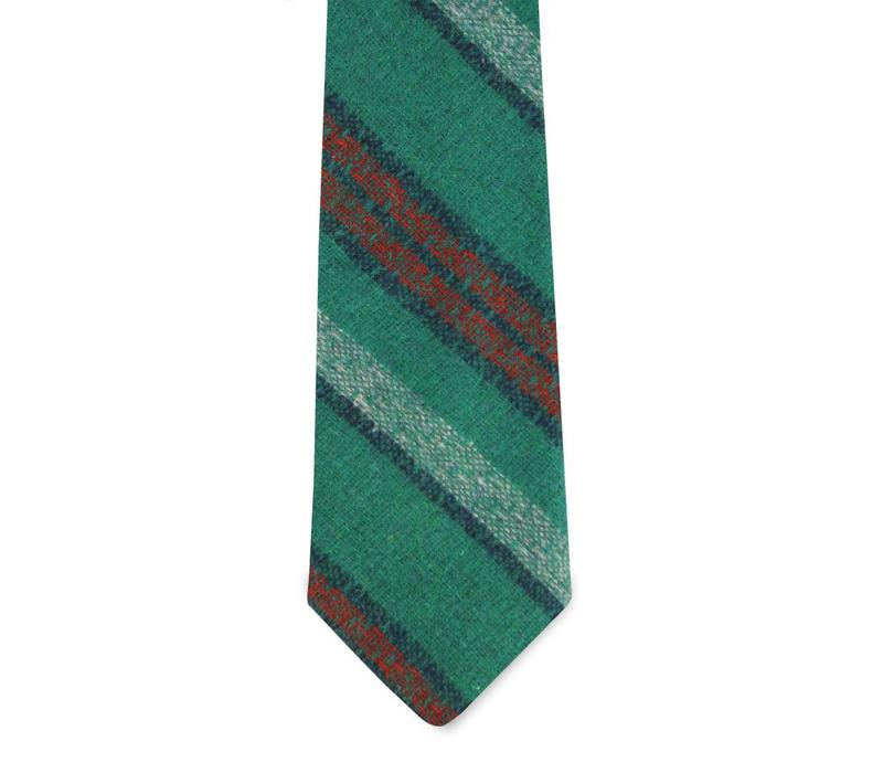 The Doleman Wool Tie
