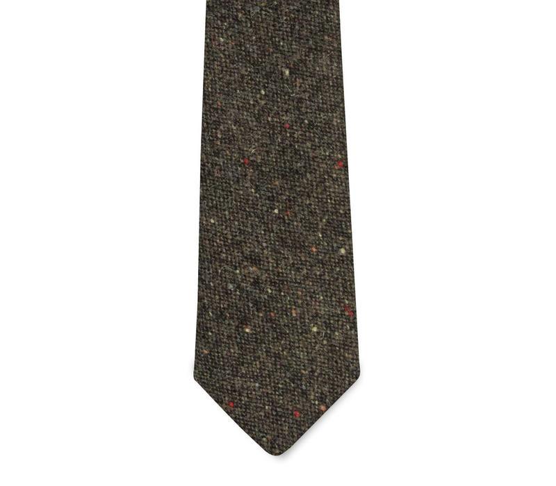 The Emmet Wool Tie