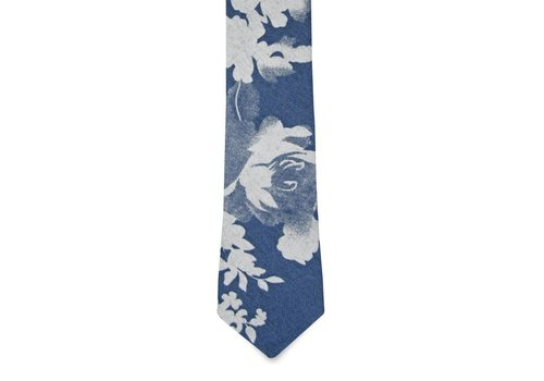 Pocket Square Clothing The Florian Floral Tie
