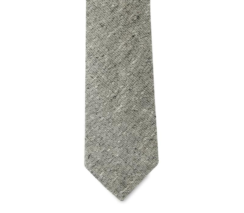 The Huerta Wool Tie
