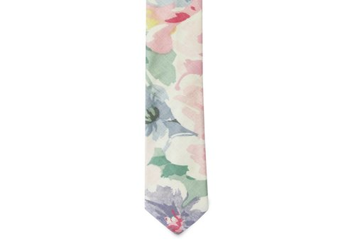 Pocket Square Clothing The Montero Floral Tie