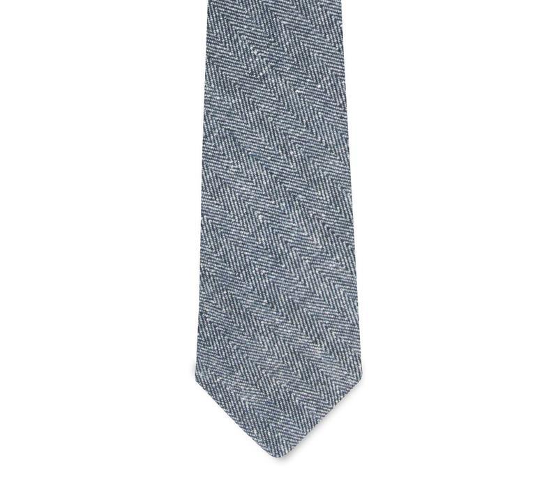 The Sanders Wool Tie