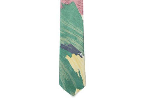 Pocket Square Clothing The Valencia Floral Tie
